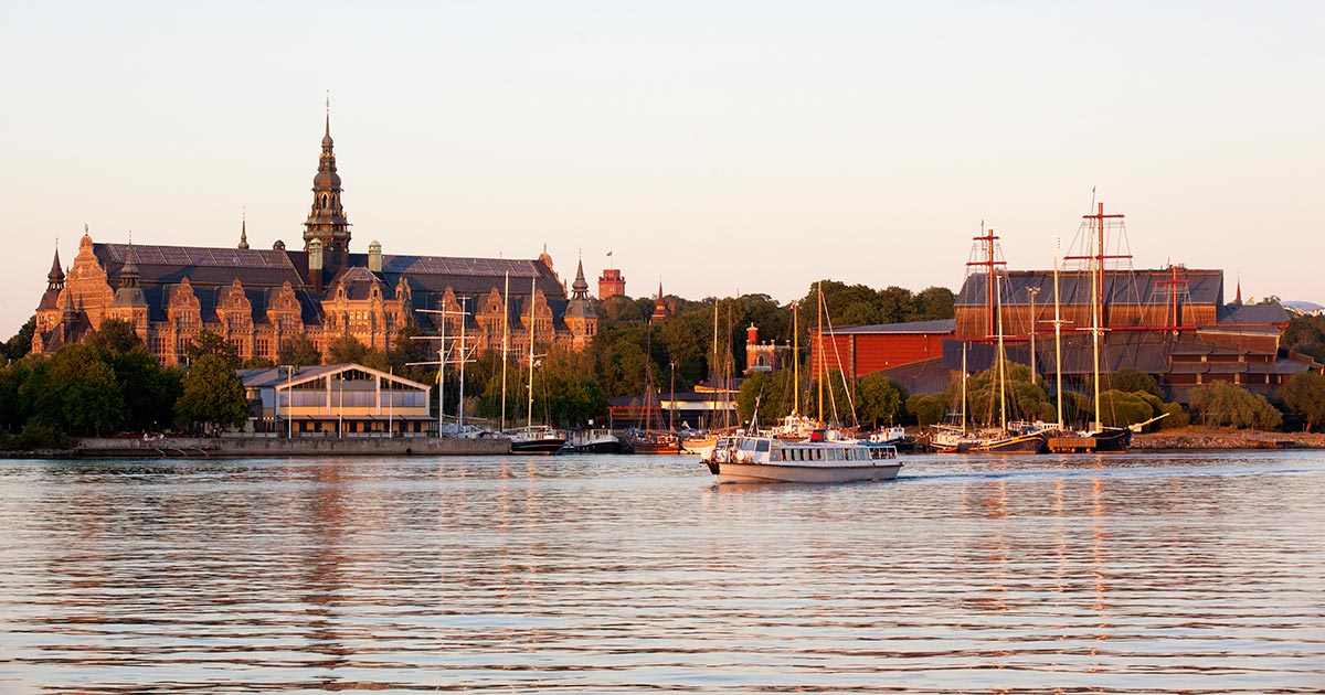 Museums in Stockholm - Vasa Museum and Nordic Museum