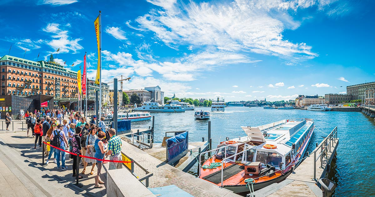 Stockholm sightseeing guided tours