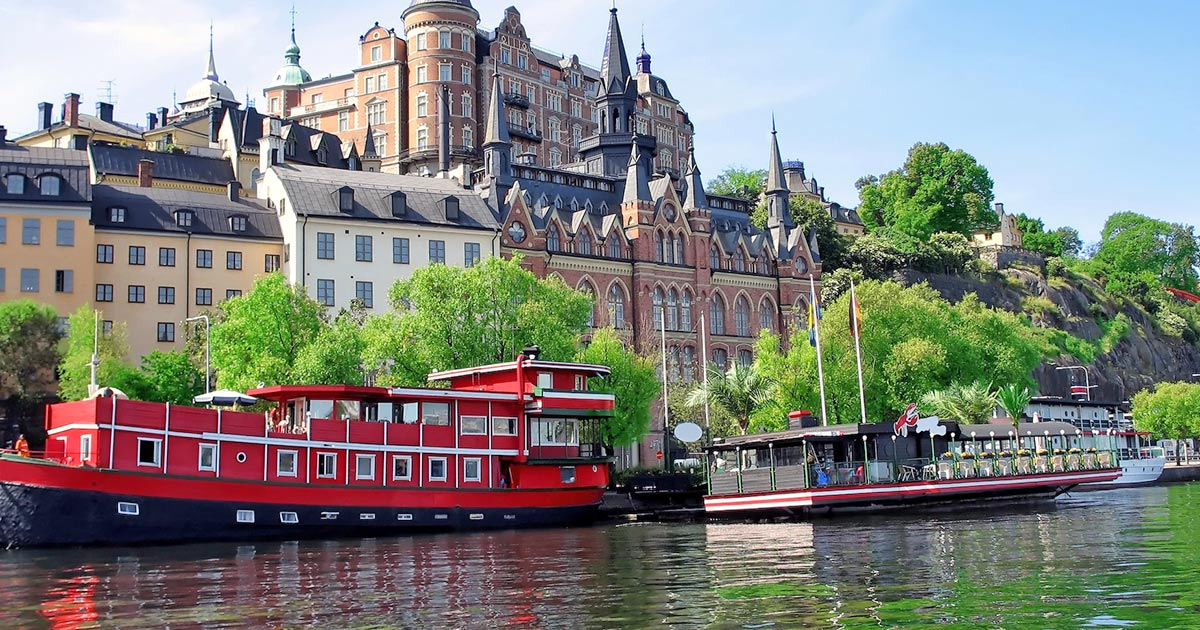 Cheap Hotels in Stockholm - our recommendations