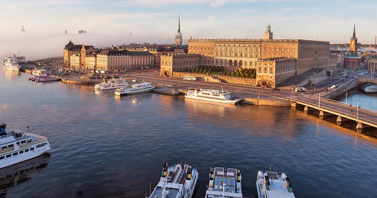 The Royal Palace of Stockholm (Foto Jeppe Wikström/Visit Stockholm)
