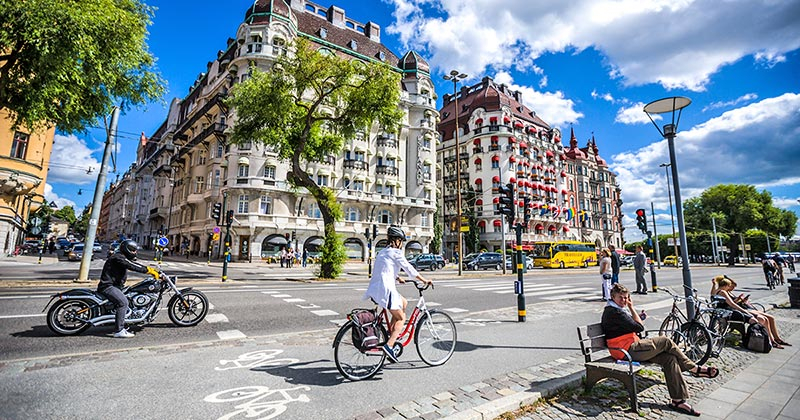 Bike Stockholm - bike rentals and bicycle tours