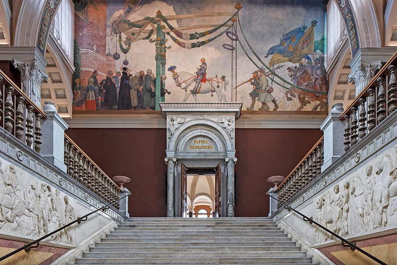 Nationalmuseum Stockholm Sweden (Foto: Bruno Ehrs)