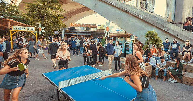 Best clubs and bars in Stockholm