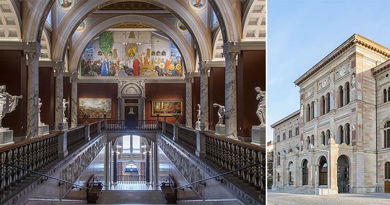 Nationalmuseum in Stockholm